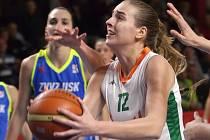 Basketbalistka Klára Křivánková.