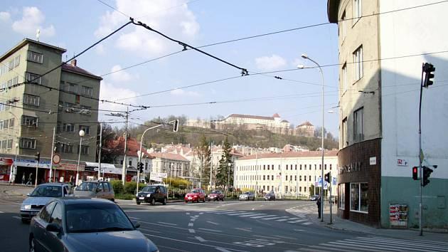 Mendlovo náměstí.
