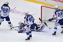 Hokejisté Komety sahali v O2 Aréné po výhře, nakonec padli v prodloužení.