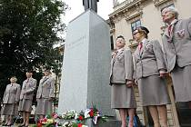 Pietní akt k 71. výročí úmrtí Tomáše Garriguea Masaryka.