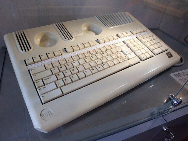 Muzeum výpočetní techniky v Brně.