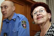 Na Zdenku Novákovou podvodník nevyzrál. Důchodkyně teď bude radit ostatním.
