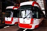Nové tramvaje Drak, které kompletně sestrojí z dílů zaměstnanci dopravního podniku, vyrazí stejně jako dosud na linku 4.
