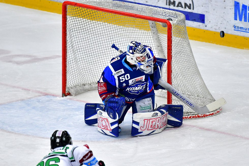 Tipsport extraliga, 29. kolo, BK Mladá Boleslav - HC Kometa Brno 5:4 v prodl.