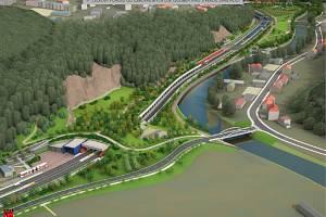 Od září příštího roku začne dvouletá výluka tramvaje linky 1 na trase do Bystrce a Komína. Způsobí ji výstavba části velkého městského okruhu v Žabovřeské ulici.
