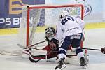Konečně výhra. Hokejisté brněnské Komety v předposledním přátelském duelu oplatili Hradci porážku z prvního vzájemného zápasu, zvítězili 4:1 a přerušili šestizápasovou sérii porážek.