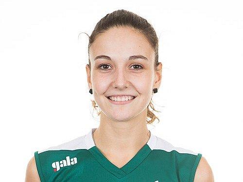Marika Tesařová.