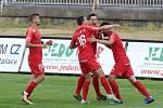 15.6.2020 - 23 kolo F:NL mezi domácí FC Zbrojovka Brno a FC Vysočina Jihlava