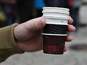Brněnský Týden kávy v neděli zakončily Trhy kávy v tržnici na Zelném trhu.
