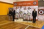 Brněnští judisté brali na domácí šampionátu čtyři medaile