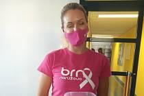 Brno se zapojilo do celosvětové osvětové kampaně, která má ženy přimět, aby více dbaly na prevenci.