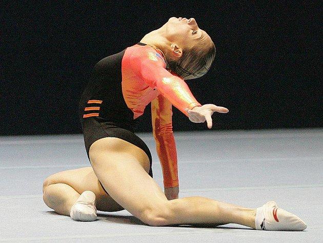 Gymnastka Jana Komrsková ukončila kariéru.