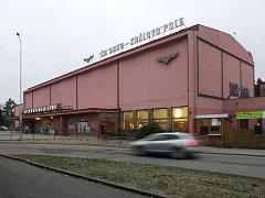 Vlakové nádraží v brněnském Králově Poli.