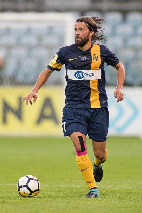 Fotbalista Pavel Zavadil naposledy hrál v Opavě.