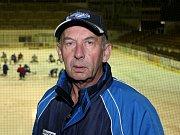 Bývalý hokejový brankář Vladimír Nadrchal.
