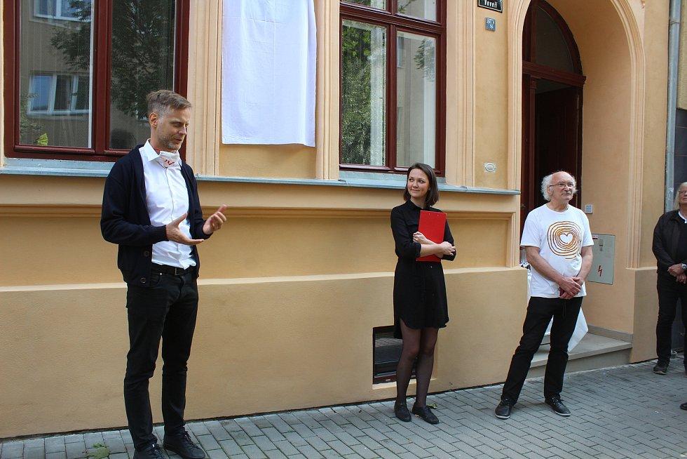 O Janu Rajlichovi mluvil i ředitel Moravské galerie Jan Press.