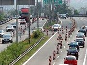 Dálniční úsek D47 v Ostravě