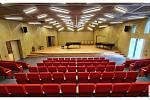 Na sedmnáct tisíc návštěvníků zavítalo 29. a 30. května na programy čtvrtého ročníku festivalu Open House Brno. Na snímku je koncertní sál brněnské konzervatoře.