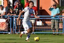 Fotbalista Marek Szotkowski bude v příští sezoně hostovat v Líšni.