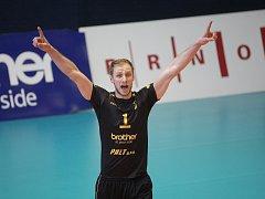Volejbalista Michal Hrazdira.