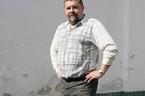 Ředitel ekologické Nadace Partnerství Miroslav Kundrata.