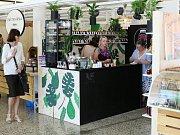 Otevírací den městské tržnice na brněnském Zelném trhu.