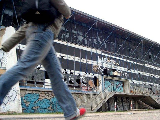 Stadion za Lužánkami čeká demolice