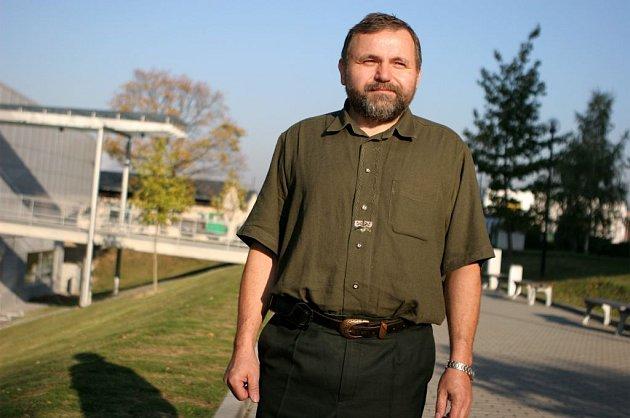 Jiří Tuza je nejen majitelem firmy, ale také dlouholetým starostou v Sudicích.