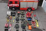 Obřanští hasiči a jejich Tetris Challenge