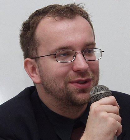 Politolog Miroslav Mareš.