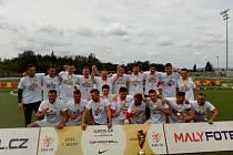 Brno vyhrálo celostátní soutěž malého fotbalu v sezoně 2018/2019.
