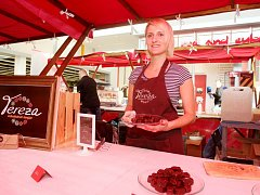 Nebezpečný pro diabetiky byl páteční a sobotní program v nákupním centru Campus Square v brněnských Bohunicích. Na návštěvníky tam totiž čekal labužnický festival sladkostí.