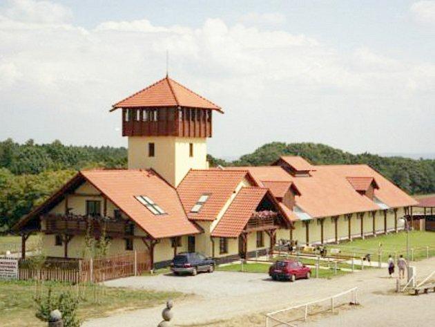Farma Bolka Polívky v Olšanech.