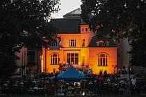 Hradozámecká noc v Brně.
