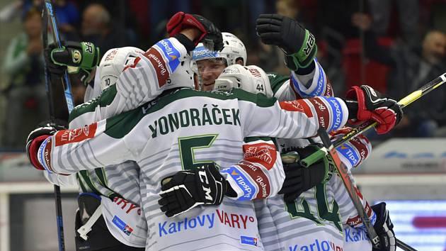 Karlovy Vary vyhrály v Brně a po třech prohrách naplno bodovaly