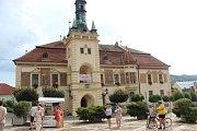 Tišnovští v sobotu oslavovali sto let od založení samostatné Československé republiky. Program tvořila dechová muzika, dobové divadlo nebo i tanec charleston.