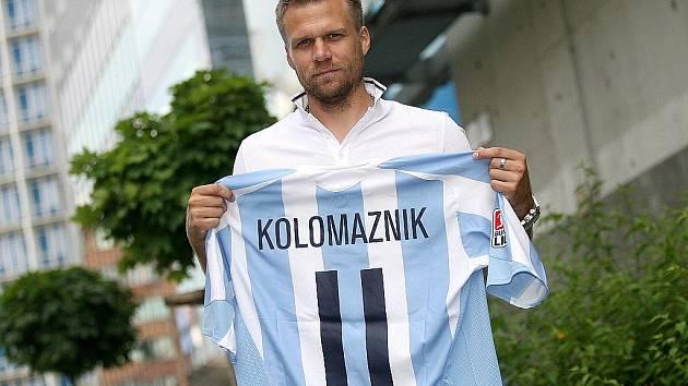 Michal Kolomazník.