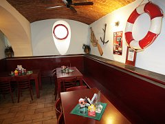 Restaurace U kormidla.