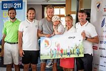 Charitativní turnaj Tatran Team Cup přispěl na léčení Tobiase Střeštíka.