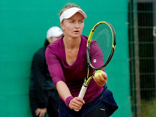 Tenistka Barbora Krejčíková.