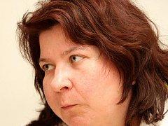 Bývalá starostka městské části Brno - Medlánky Alena Valentová.