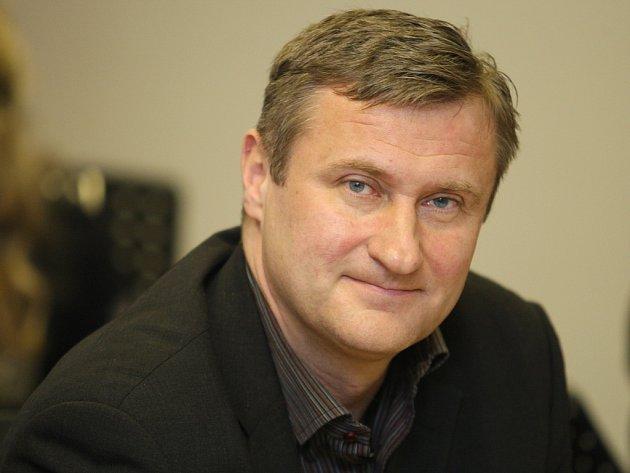 Radek Bělák.