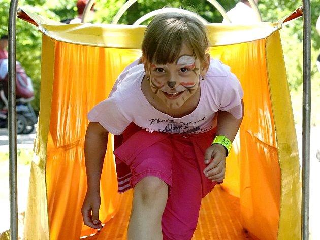 Na Mniší hoře se návštěvníci účastnili akce Zvířátka také nekouří. Ta se v zoologické zahradě koná, aby si lidé připomněli Světový den bez tabáku.