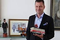 Rozhovor na konci týdne s generálním ředitelem brněnského dopravního podniku Milošem Havránkem.
