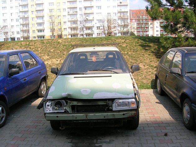 Zaparkovaný vrak