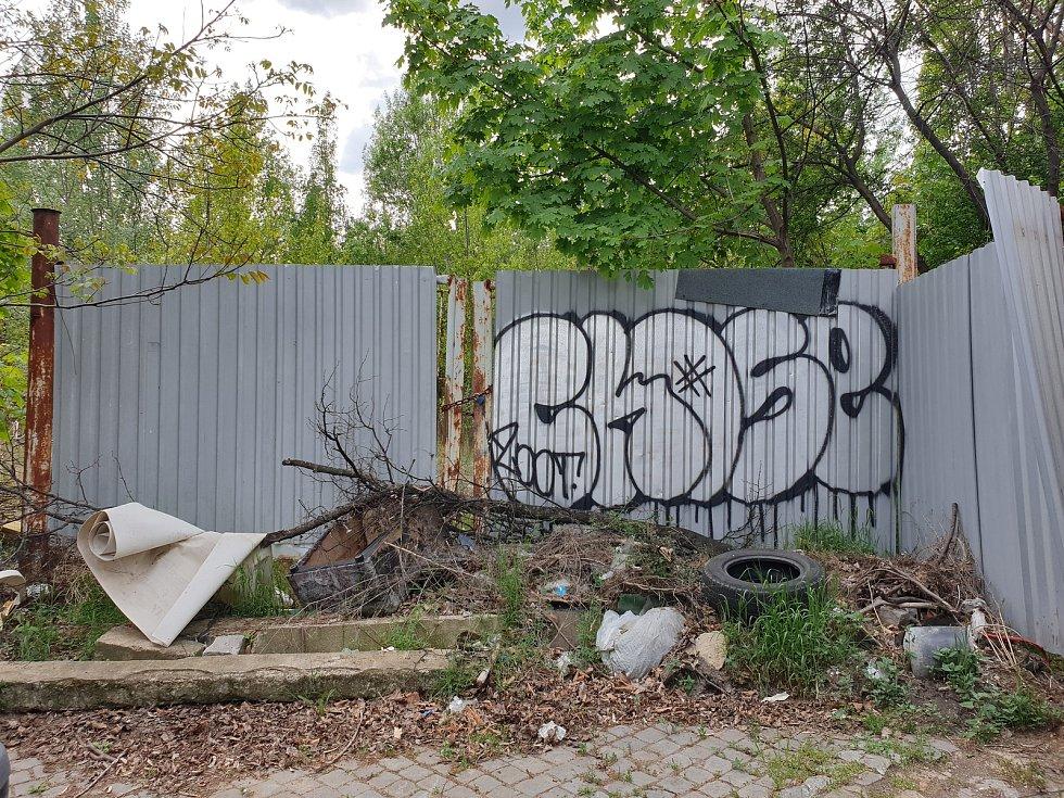 Areál Jaselských kasáren v brněnském Králově Poli.