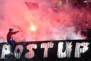Vysoké vítězství druholigové Zbrojovky Brno nad Viktorií Žižkov 6:0.