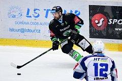 Hokejisté brněnské Komety v šestnáctém kole extraligy zvítězili na ledě Mladé Boleslavi.