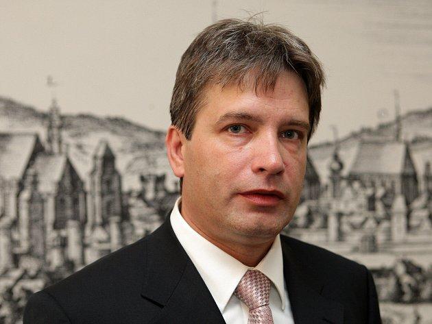 Brněnský primátor Roman Onderka.