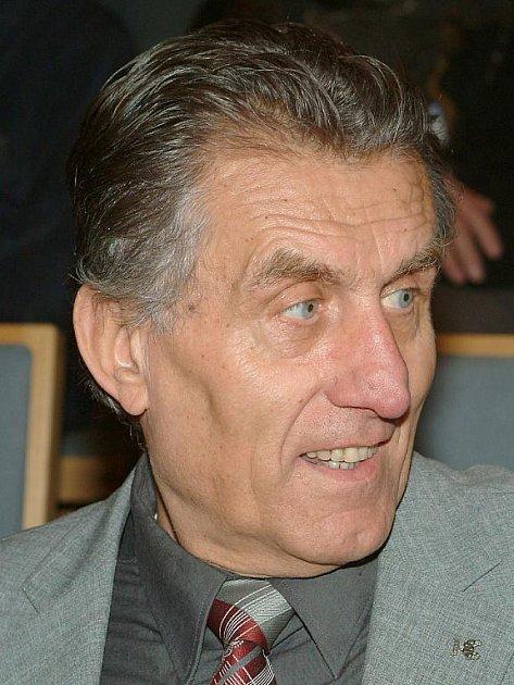 Volejbalista Pavel Schenk.